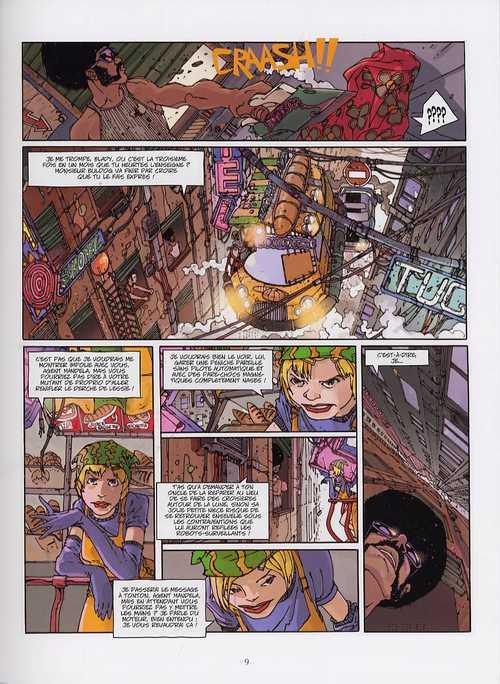 Starlight T1 : La voie du crime est pavée de plomb (0), bd chez Delcourt de Gualdoni, Ponticelli, Turotti