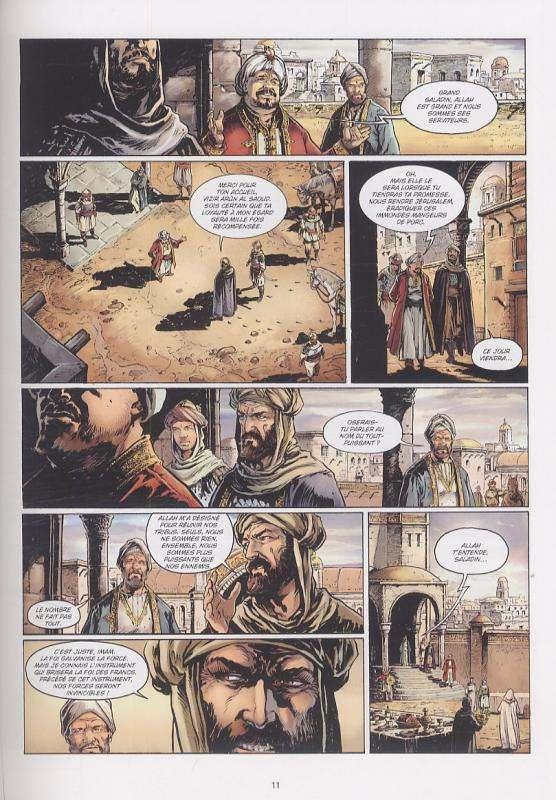 Le cinquième évangile T2 : L'antre de Cerbère (0), bd chez Soleil de Istin, Montaigne, Jacquemoire