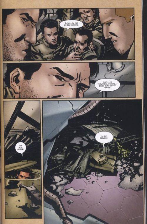 Resistance T2, comics chez Fusion Comics de Costa, Smith, Perez