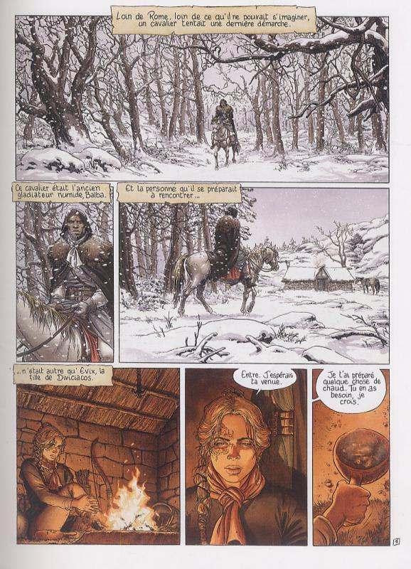 Murena T7 : Vie des feux (0), bd chez Dargaud de Dufaux, Delaby, Petiqueux