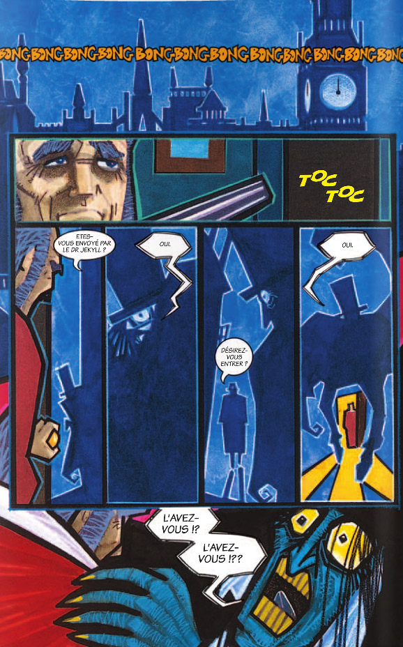 Dr Jekyll et Mr Hyde, comics chez ¡ éditions ! de Snyder III