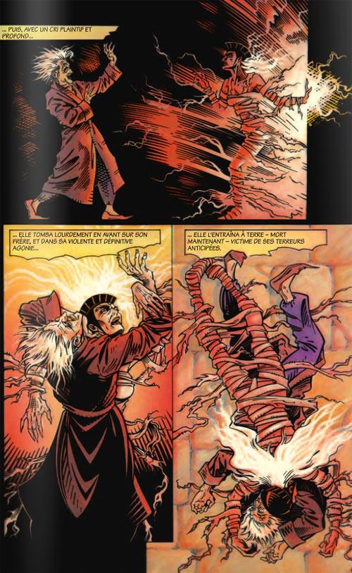 La chute de la maison Usher, comics chez ¡ éditions ! de Geldhof, Russel