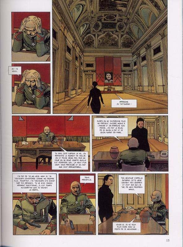 Bunker T4 : Carnages (0), bd chez Dupuis de Betbeder, Bec, Genzianella, Alluard