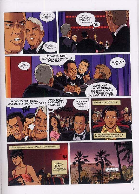Mister Hollywood T2 : Jersey boy (0), bd chez Dupuis de Gihef, Lenaerts, Cerise