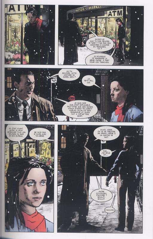 Simon Dark T1 : Ce que fait Simon (0), comics chez Panini Comics de Niles, Hampton, Chuckry