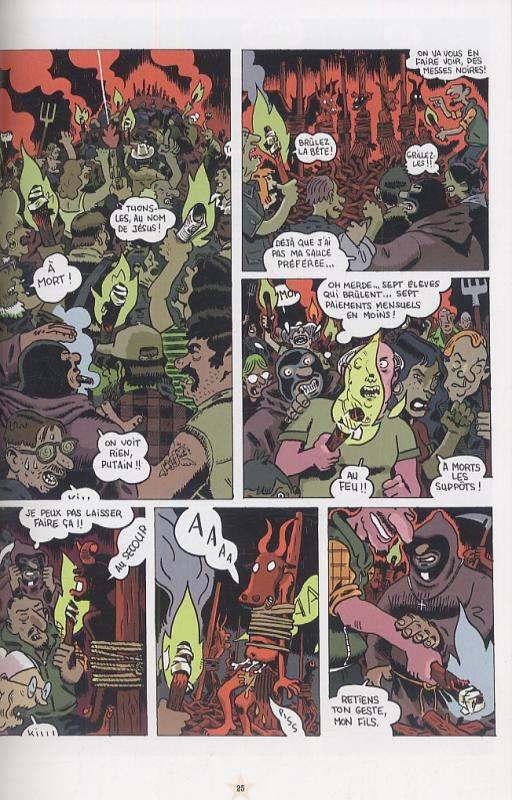 Lucha libre T12 : Travail équitable pour tous (0), comics chez Les Humanoïdes Associés de Witko, Frissen, Gaubert, Vargas, Bill, Reutimann, Mense, Gaultier