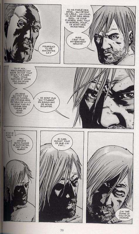Walking Dead T10 : Vers quel avenir ? (0), comics chez Delcourt de Kirkman, Adlard, Rathburn