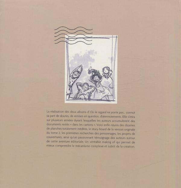 Où le regard ne porte pas : Dans les cartons de... (0), bd chez Dargaud de Pont, Abolin