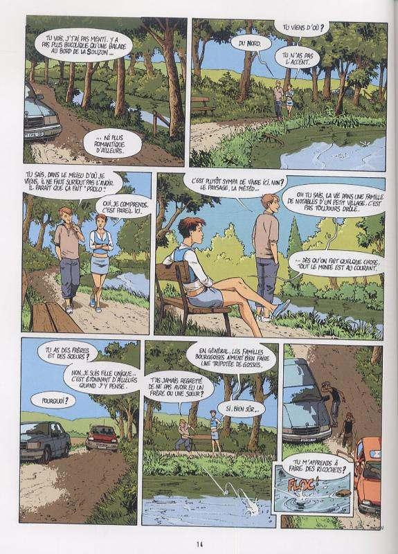 Le chineur T1 : Tu es poussière (0), bd chez Bamboo de Bétaucourt, Pagot, Rieu