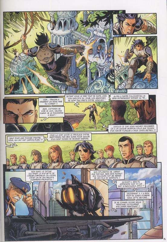 Kookaburra universe T12 : L'Honneur du sniper (0), bd chez Soleil de Mitric, Alliel, Champelovier