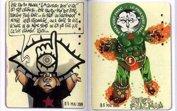 Keramidas : 1 an - 365 dessins (0), bd chez Soleil de Keramidas