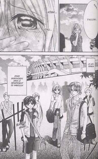 Mon ciel après les cours T4, manga chez Soleil de Kumagai