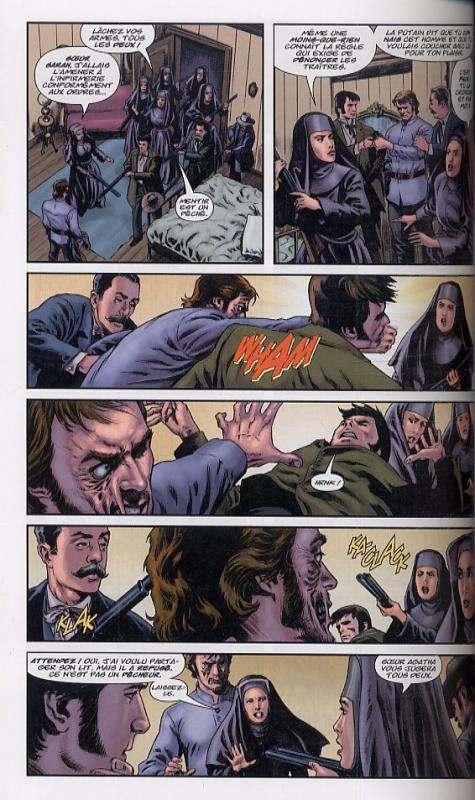 Jonah Hex T1 : Le colt de la vengeance (0), comics chez Panini Comics de Gray, Palmiotti, Beck, Teague, Ross, Semeiks, Gulacy, Noto, DeZuniga, Schwager, Keith, Bradstreet
