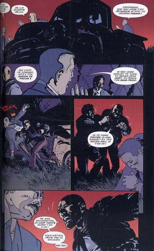 Scalped T1 : Pays indien (0), comics chez Urban Comics de Aaron, R.M. Guéra, Loughridge, Jock