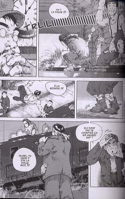 Satori T1, manga chez Les Humanoïdes Associés de Niko, Klem