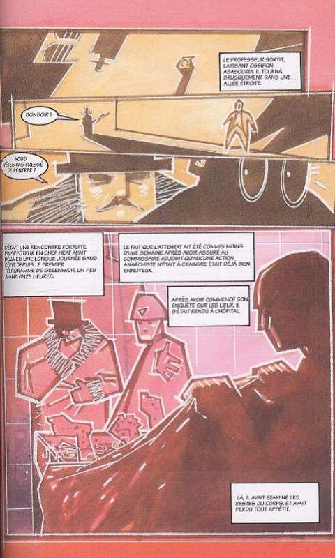 L'agent secret, comics chez ¡ éditions ! de Snyder III