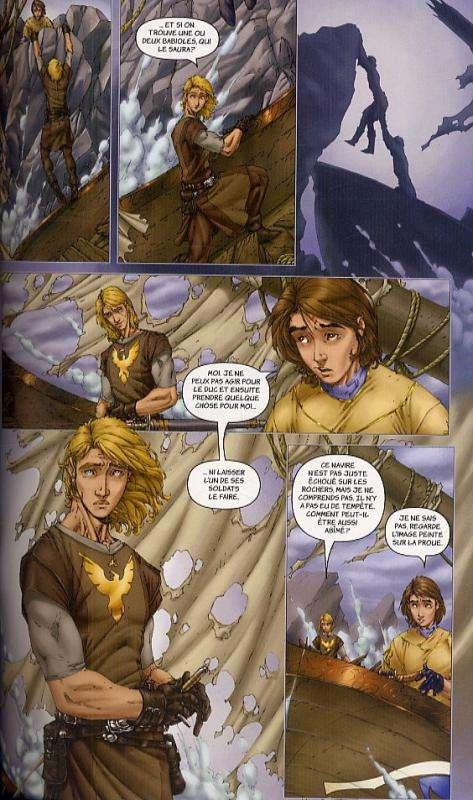 Magicien - Apprenti T1, comics chez Milady Graphics de Glass, Oeming, Booth, Stegman, Oats, Andrade