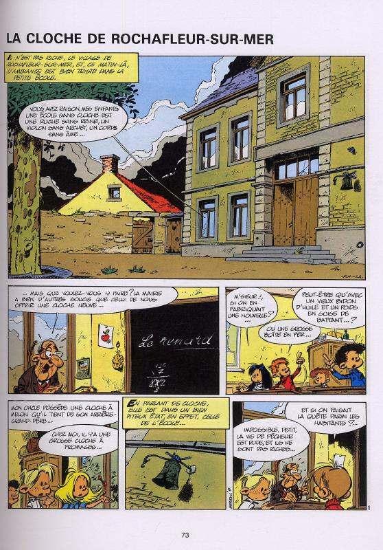 Les petits hommes T2 : Intégrale 2 - 1970-1973 (1), bd chez Dupuis de Desprechins, Seron