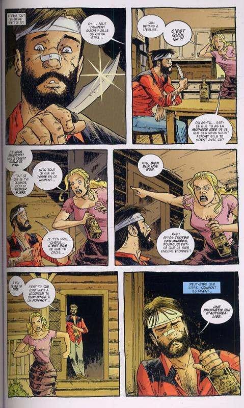 Fear Agent T5 : Conflit d'ego (0), comics chez Akileos de Remender, Moore, Loughridge