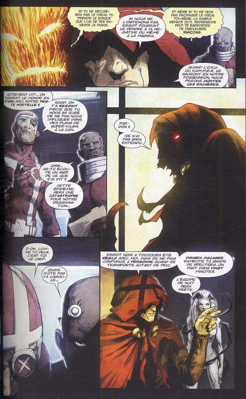 Marvel Zombies T5 : Les fils de minuit (0), comics chez Panini Comics de Van Lente, Walker, Beaulieu, Land