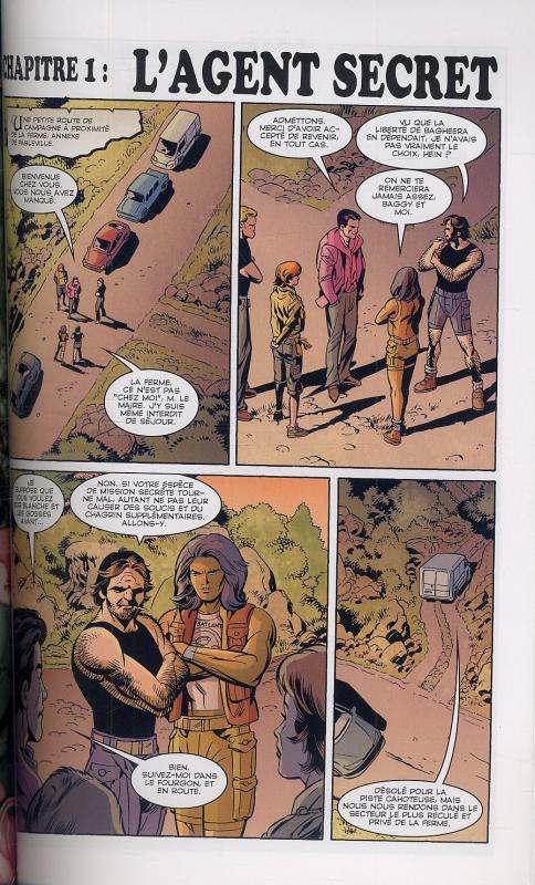 Fables – Softcover, T9 : Les loups (0), comics chez Panini Comics de Willingham, McManus, Buckingham, Fern, Vozzo, Loughridge, Jean