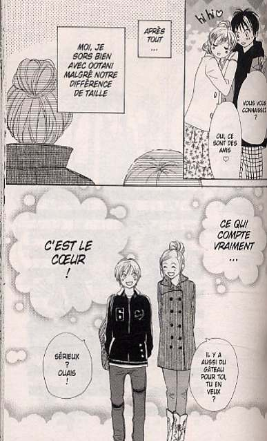 Lovely complex T15, manga chez Delcourt de Nakahara