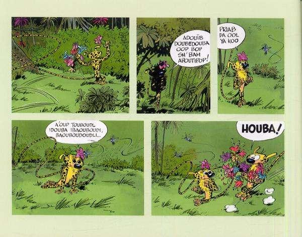 Marsupilami : Houba ! Une histoire d'amour (0), bd chez Marsu Productions de Franquin, Jannin