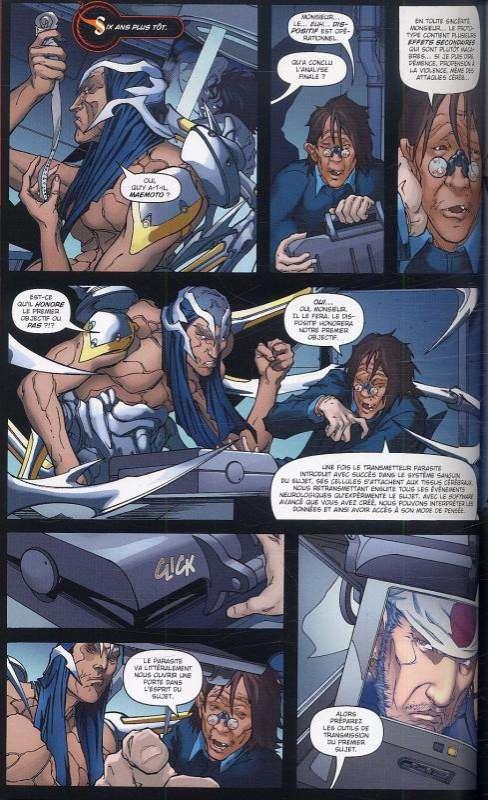 Soulfire T2 : Explosion (0), comics chez Delcourt de Krul, Turner, Evans, Benitez, Steigerwald