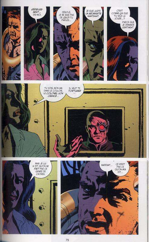 Incognito T1 : Projet Overkill (0), comics chez Delcourt de Brubaker, Phillips, Staples