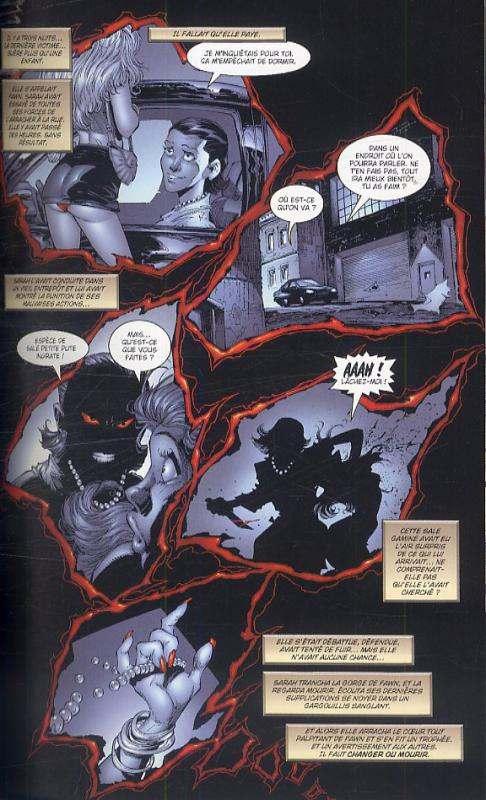 Spawn – Archives, T8 : Confessions (1), comics chez Delcourt de Holguin, McFarlane, Capullo, Troy, Haberlin, Kemp