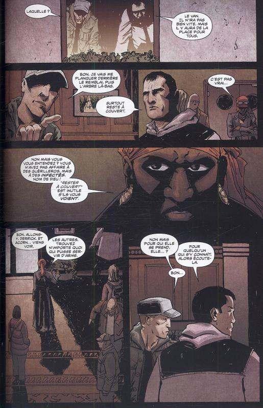 28 jours plus tard T1 : Selena (0), comics chez Delcourt de Nelson, Shalvey, Filardi, Phillips, Bradstreet