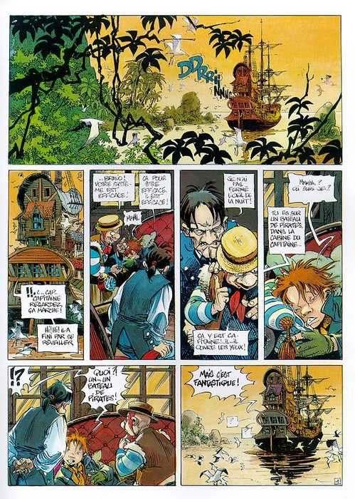 Peter Pan T2 : Opikanoba (0), bd chez Vents d'Ouest de Loisel