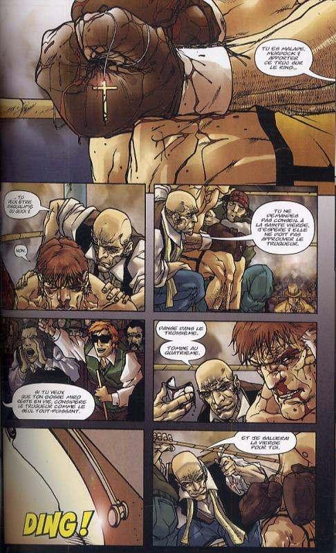 Daredevil - Battlin' Jack Murdock, comics chez Panini Comics de Wells, Di Giandomenico