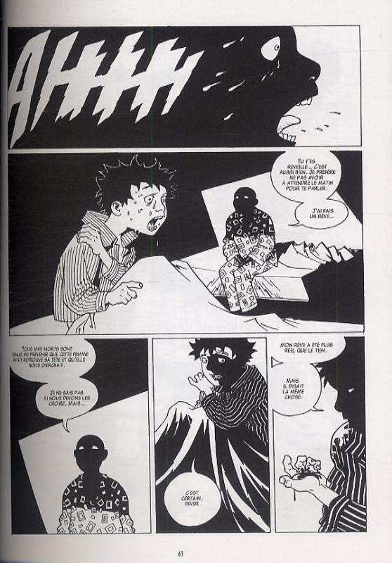 Je suis un vampire T2, comics chez Drugstore de Trillo, Risso