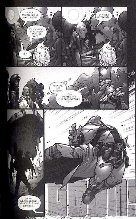 Battle Pape : Avec Jésus (0), comics chez Editions Stara de Kirkman, Moore