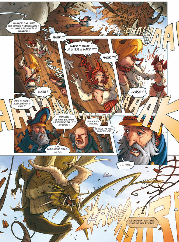 La geste des Chevaliers Dragons T10 : Vers la lumière (0), bd chez Soleil de Ange, Guiton, Paitreau