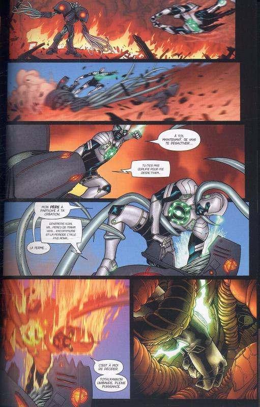 Ultimate Galactus : La trilogie (0), comics chez Panini Comics de Ellis, McNiven, Peterson, Epting, Hairsine, Raney, Keith, Hollowell, Schwager, d' Armata, Mounts, Ponsor