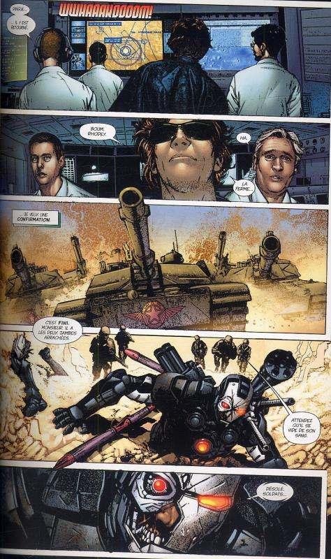 Iron Man - War Machine : Coeur de fer (0), comics chez Panini Comics de Pak, Manco, Ramos