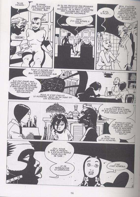 Je suis un vampire T1, comics chez Drugstore de Trillo, Risso