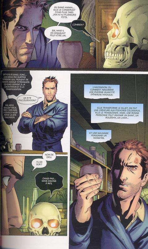 Les dossiers Dresden : Welcome to the jungle (0), comics chez Milady Graphics de Butcher, Syaf, Digikore studio, McGrath