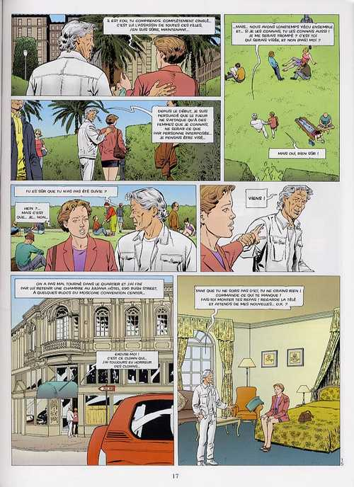 Une folie très ordinaire T4 : Elmer Tanner (0), bd chez Glénat de Godard, Jarbinet, Mounier, Bonnet, Plumail, Blanc-Dumont, Rita