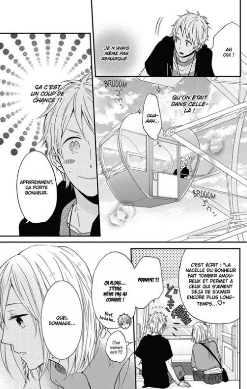 Rainbow days  T5, manga chez Kazé manga de Mizuno