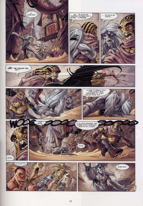 Kookaburra T7 : La perle d'or (0), bd chez Soleil de Mitric, Lamirand