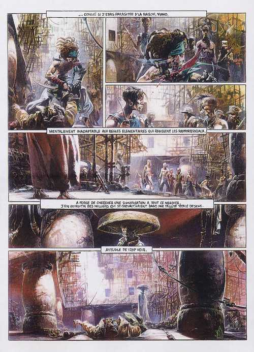 Ultima parano T1 : Ghosttown Gangsters (0), bd chez Delcourt de JB, Gess, Steph