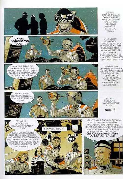 La guerre éternelle : Intégrale tomes 1 à 3 (1), bd chez Dupuis de Haldeman, Marvano, Marchand