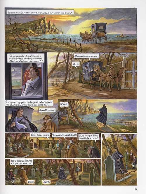 Mary la noire T1 : Intégrale tomes 1 et 2 (1), bd chez Dargaud de Rodolphe, Magnin