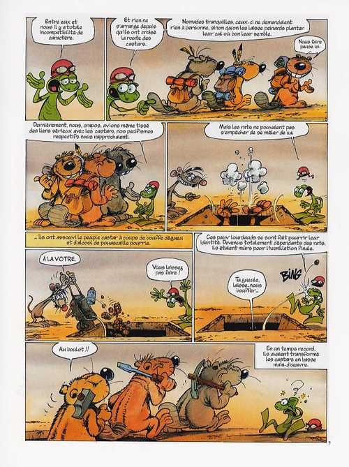 Rat's T6 : La lutte continue ! (0), bd chez Les Humanoïdes Associés de Viala, Corcal, P'tiluc, Chapelier, Garcia