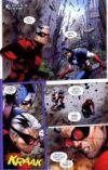 The Avengers (revue) – V 2, T6 : Au commencement (0), comics chez Panini Comics de Fraction, Brubaker, Heinberg, Camuncoli, Ferry, McNiven, Cheung, d' Armata, Ponsor, Mounts, Martin