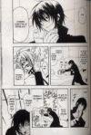 Bloody cross T6, manga chez Ki-oon de Komeyama