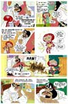 Lucha libre T8 : Pop culture mythologique (0), comics chez Les Humanoïdes Associés de Frissen, Vargas, Gobi, Bill, Reutimann, Mense, Witko, Tanquerelle, Gaubert